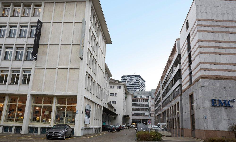 Lagerraum Hardturmstrasse Zürich
