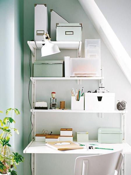Platz sparen in kleiner Wohnung