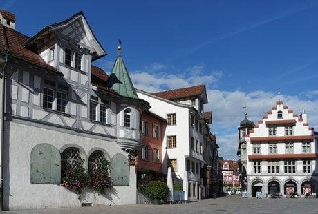 Lager mieten in St. Gallen Ostschweiz