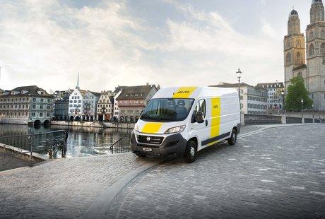 Hertz Transportwagen