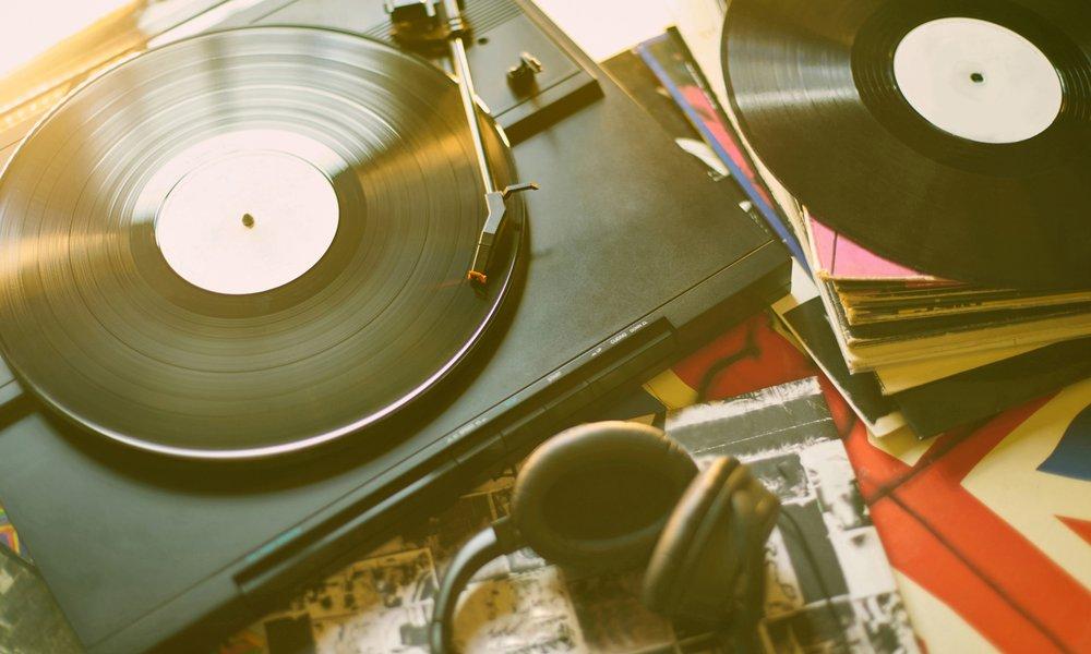 Schallplatten aufbewahren
