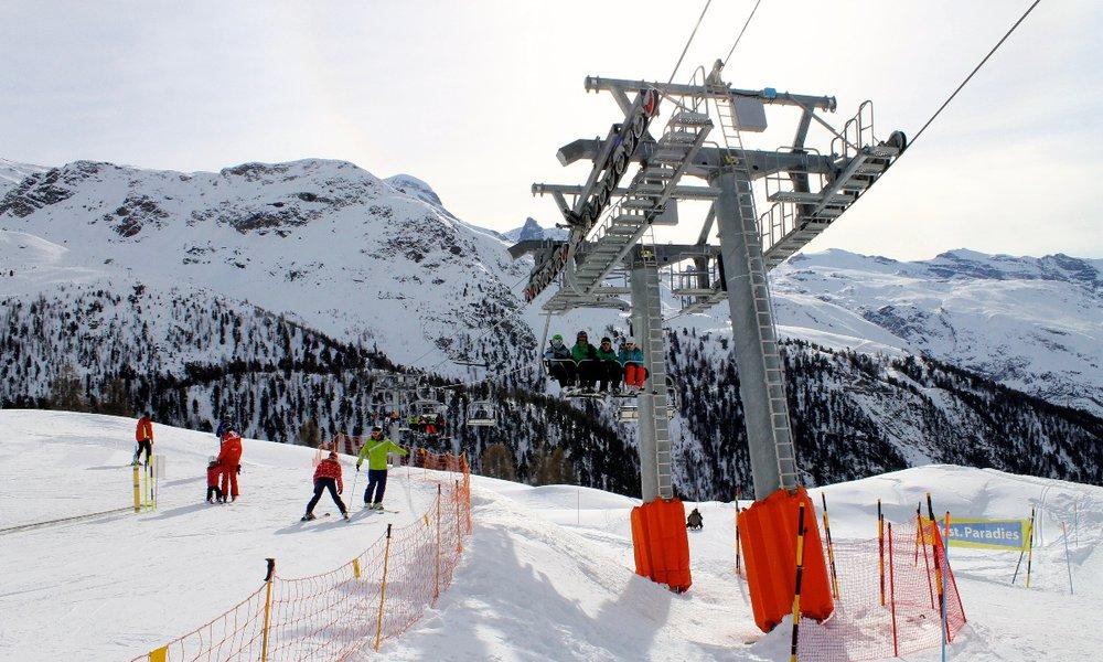 Skier einlagern
