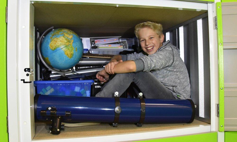 Stauraum - soviel passt in eine 1m3 Lagerbox
